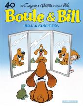 Boule et Bill -02- (Édition actuelle) -40- Bill à facettes