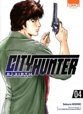 City Hunter - Rebirth -4- Tome 4