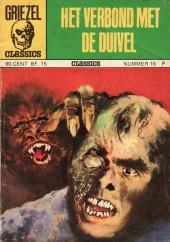 Griezel Classics -16- Het verbond met de duivel