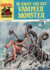 Griezel Classics -56- De nacht van het vampier monster