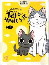 Les chaventures de Taï et Mamie Sue -1- Tome 01