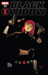 Black Widow Vol. 6 (Marvel - 2016) -2- (sans titre)