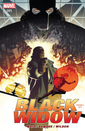 Black Widow Vol. 6 (Marvel - 2016) -5- (sans titre)