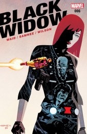 Black Widow Vol. 6 (Marvel - 2016) -6- (sans titre)