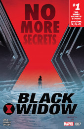 Black Widow Vol. 6 (Marvel - 2016) -7- No more secrets