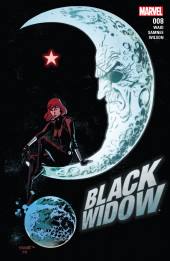 Black Widow Vol. 6 (Marvel - 2016) -8- (sans titre)