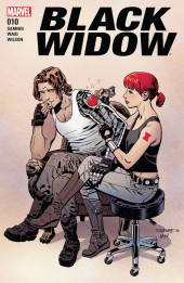 Black Widow Vol. 6 (Marvel - 2016) -10- (sans titre)