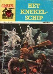 Griezel Classics -55- Het knekelschip