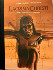 Le triangle secret - Lacrima Christi -5TT- Le message de l'alchimiste
