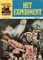 Griezel Classics -57- Het experiment