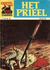 Griezel Classics -60- Het prieel
