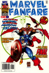 Marvel Fanfare Vol. 2 (Marvel - 1996) -1- Captain America and the Falcon Together Again-- --For Their Final Adventure!
