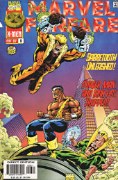 Marvel Fanfare Vol. 2 (Marvel - 1996) -6- Sabretooth Unleashed! Power Man and Iron Fist Trapped!