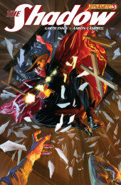 Shadow (The) (Dynamite - 2012) -3- The Fire of Creation: Part Three
