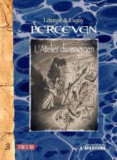 Percevan -HS2- L'Atelier du magicien