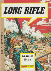 Long Rifle -Rec34- Album N°34 (du n°100 au n°102)