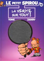 Le petit Spirou -18ES1- La vérité sur tout !