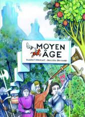 Grandes Images de l'Histoire -1- Le Moyen Âge