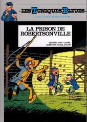 Les tuniques Bleues - La Collection (Hachette, 2e série) -206- La prison de Robertsonville