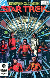 Star Trek (1984) (DC comics) -1- Chapter I: The Wormhole Connection