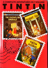 Tintin (The Adventures of) -INT07- The Castafiore Emerald - Flight 714 - Tintin and the Picaros