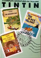 Tintin (The Adventures of) -INT03- The Broken Ear - The Black Island - King Ottokar's Sceptre