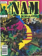 'Nam magazine (The) (Marvel - 1984) -1- (sans titre)