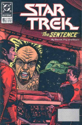 Star Trek (1989) (DC comics) -2- The Sentence