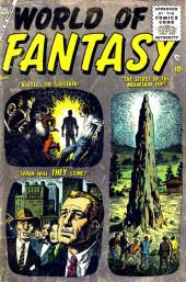 World of Fantasy (Atlas - 1956) -1- (sans titre)
