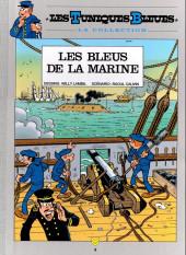 Les tuniques Bleues - La Collection (Hachette, 2e série) -307- Les bleus de la marine