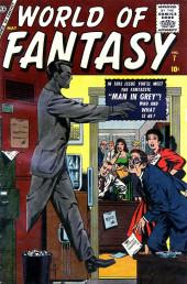 World of Fantasy (Atlas - 1956) -7- Man in Grey