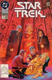 Star Trek (1989) (DC comics) -AN03- Homeworld