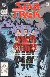 Star Trek (1989) (DC comics) -5- Fast Friends