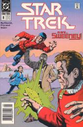 Star Trek (1989) (DC comics) -8- Going, Going...