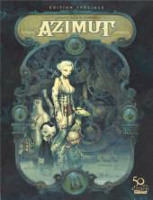 Azimut (Lupano/Andréae) -1ES- Les aventuriers du temps perdu