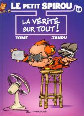 Le petit Spirou -18- La Vérité sur tout !