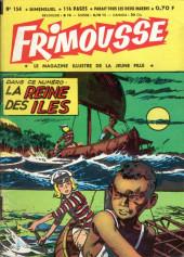 Frimousse -154- La reine des îles