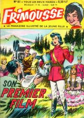 Frimousse -61- Son premier film