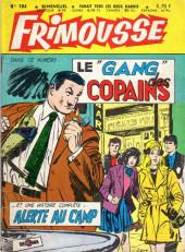 Frimousse -184- Le gang des copains