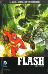 DC Comics - Le Meilleur des Super-Héros -107- Flash - Leçon d'Histoire