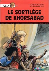 Alix -HS14- Le sortilège de Khorsabad