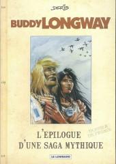 Buddy Longway -HC- L'épilogue d'une saga mythique