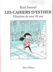Les cahiers d'Esther -DP- Histoires de mes 10 ans