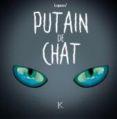 Putain de chat -4a2019- Tome 4