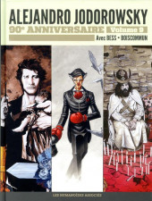 Alejandro Jodorowsky 90e anniversaire -9- Volume 9