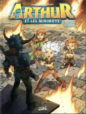 Arthur et les Minimoys (2e Série) -2- Le Grand Pyromane