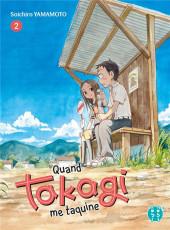 Quand Takagi me taquine -2- Tome 2