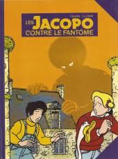 Les jacopo -2- Les Jacopo contre le fantôme
