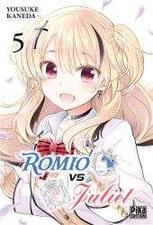 Romio VS Juliet -5- Tome 5
