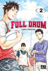 Full drum -2- Tome 2